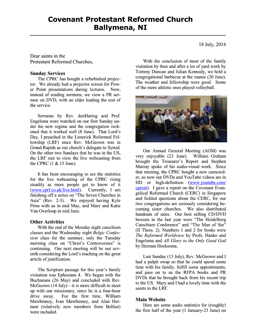 CPRCNI-Newsletter-July-2014 Page 1