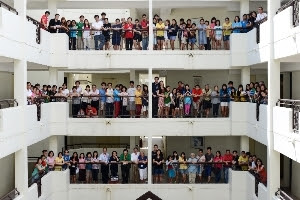 Church camp-June2014 - group pic