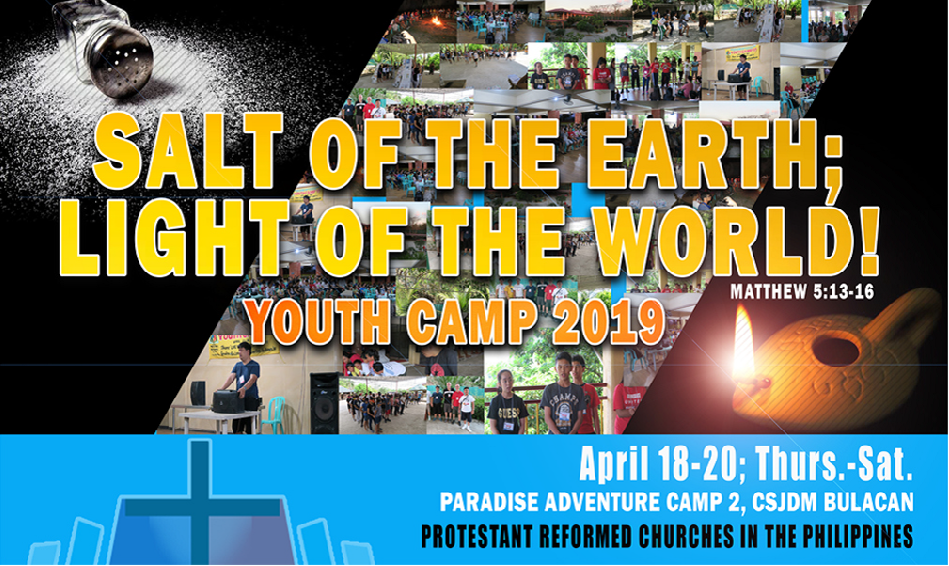 PRCP Youth camp April 2019 2