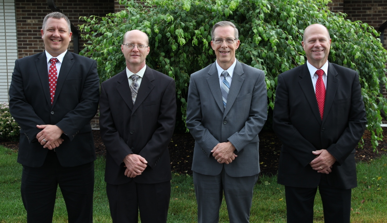 Synod 2017 officers
