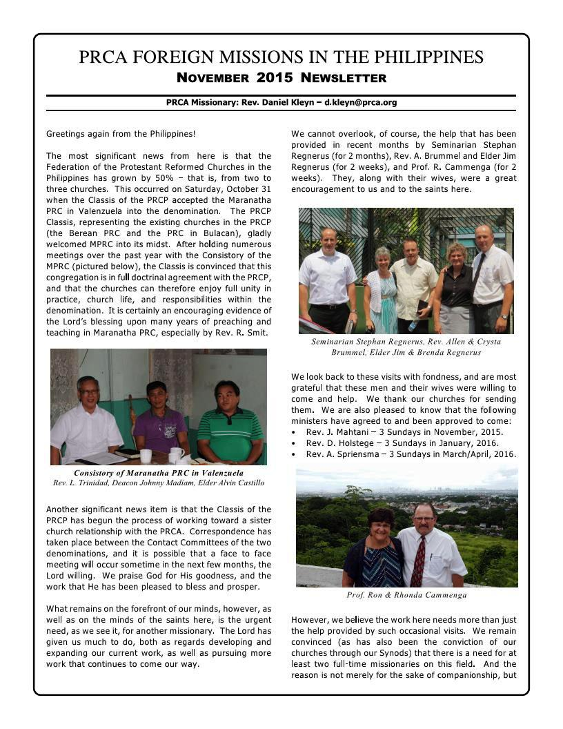 Nov 2015 Phil News Page 1