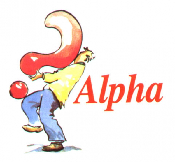What about the Alpha Course?