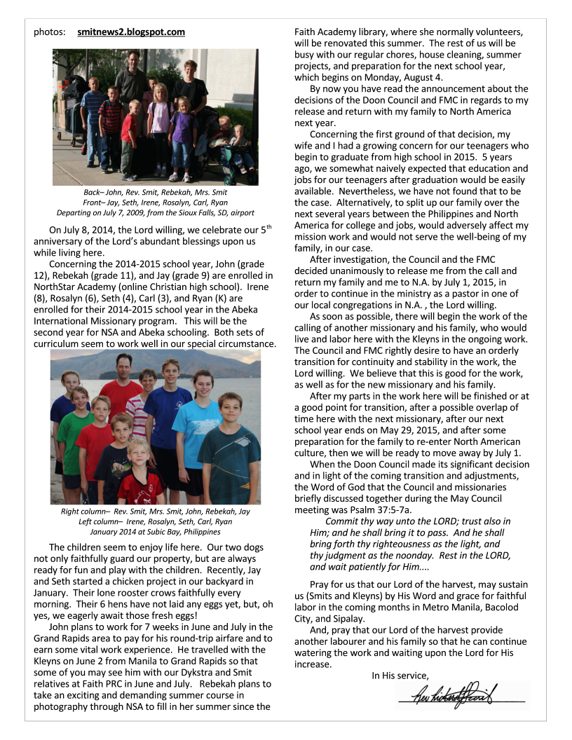 June 2014 PhilNews Page 2