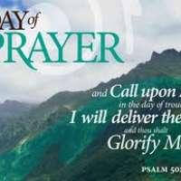 Prayer Day Sermons