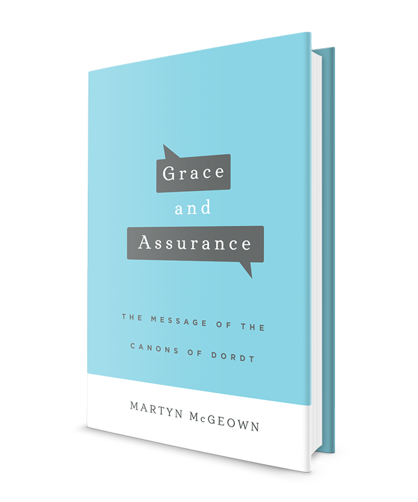 Grace and Assurance mcgeown 2018