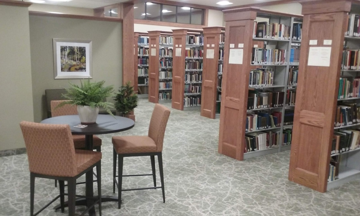Library Oct 2019 2