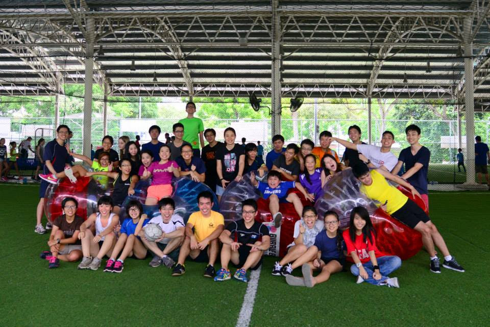 CERC Youthcamp June2015