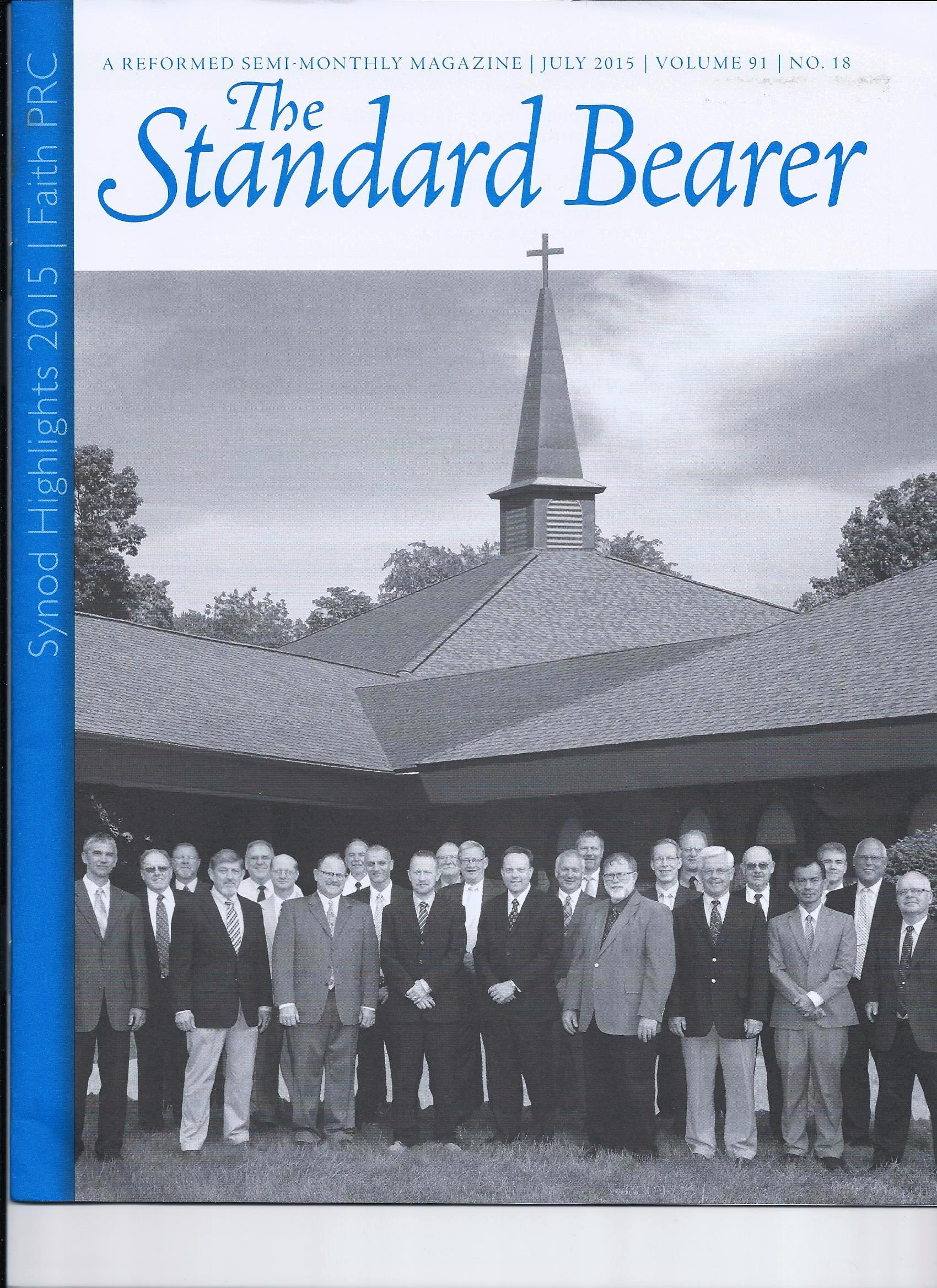 SB July 2015 Synod Issue