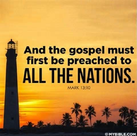 Gospel to all nations