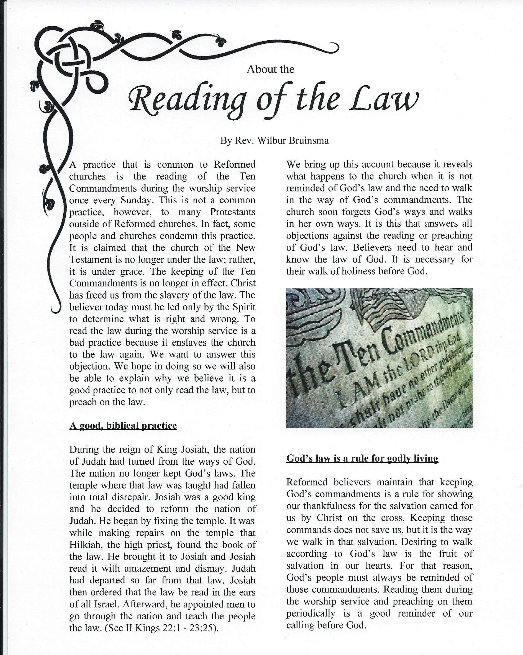 Reading of Law-WB-1