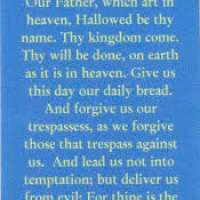 The Lord's Prayer (Heidelberg Catechism)