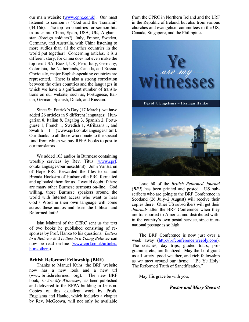 CPRCNI-Newsletter-July-2014 Page 2